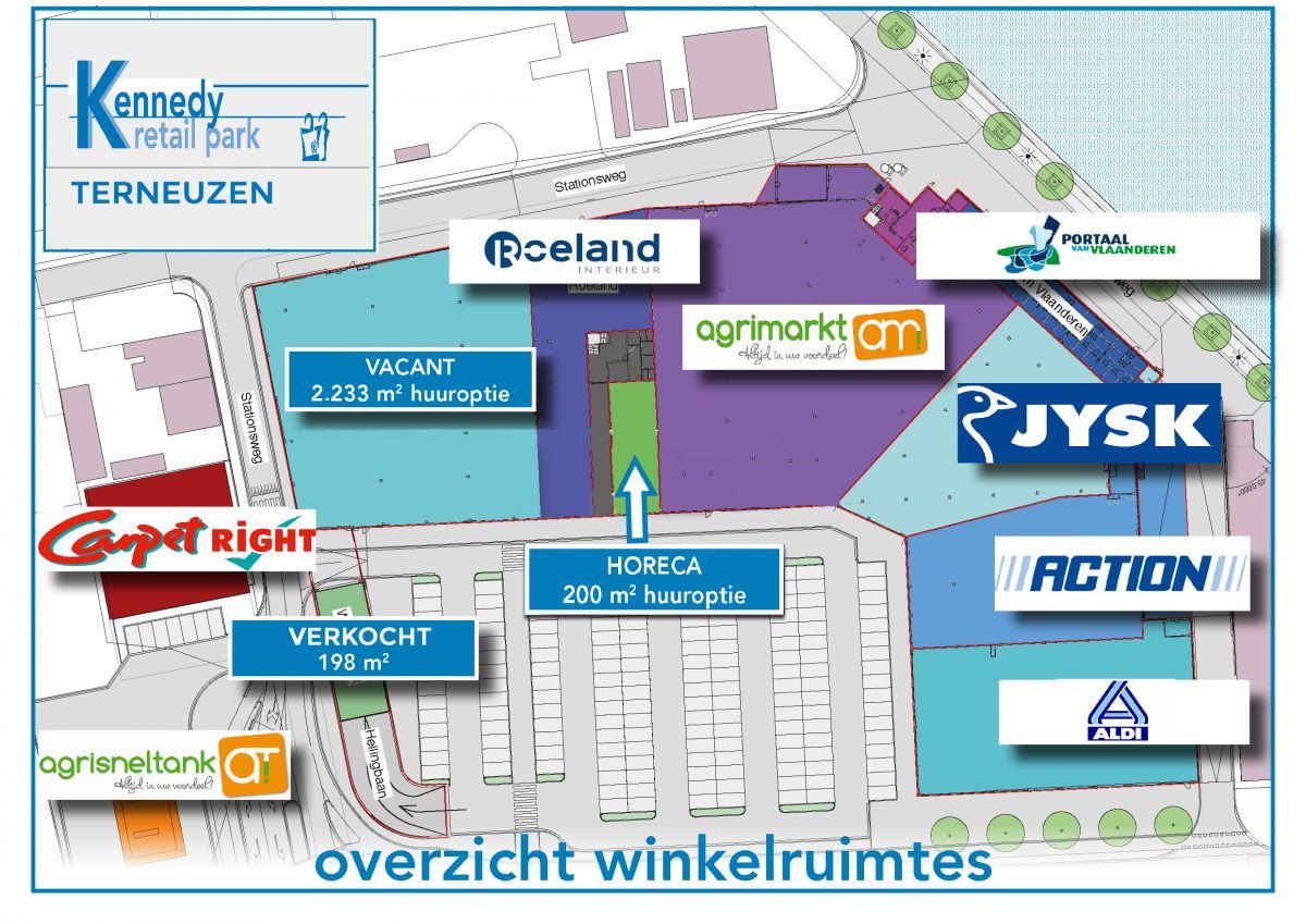 Kennedy retail park Terneuzen: Hét nieuwe winkelen in Terneuzen ...