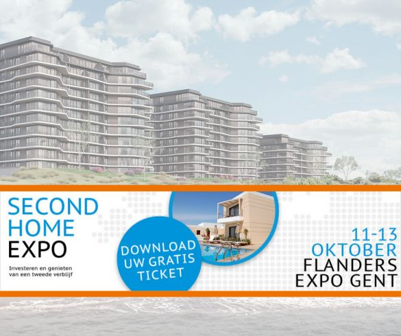 Second home expo gent 2019